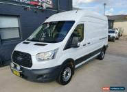 2016 Ford Transit VO 350L LWB High Roof White Manual 6sp M Van for Sale