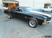 1971 Chevrolet El Camino for Sale