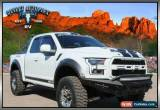 Classic 2017 Ford F-150 Shelby Baja Raptor Extended Cab 525HP! for Sale