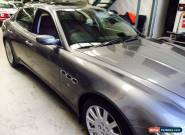 Maserati Quattroporte Executive (2005) 4D Sedan Manual (4.2L - Multi Point... for Sale