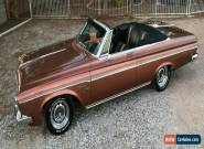 1963 Plymouth Fury COMMANDO 361 for Sale