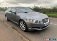 2009 Jaguar XF 3.0TD, AUTOMATIC, FSH, long MOT. for Sale