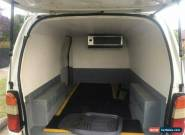 2003 Toyota HiAce SBV Manual M Refrigerated Van for Sale