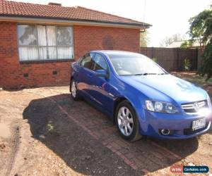 Classic car,sedan.holden VE commodore,berlina SWAP WITH V8 for Sale
