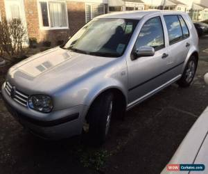 Classic VW Golf Match 2003 1.6   Low 66000 mileage 1owner for Sale