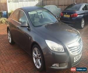 Classic Vauxhall Insignia 2009 for Sale