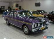 1970 Ford Fairmont XY Manual 4sp M Sedan for Sale