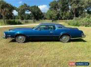 1974 Lincoln Lincoln Continental Mark IV Cartier for Sale