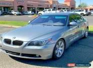 2004 BMW 5-Series 530i 4dr Sedan for Sale