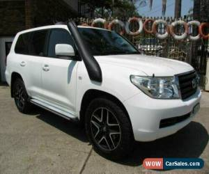 Classic 2008 Toyota Landcruiser VDJ200R GXL (4x4) White Automatic 6sp A Wagon for Sale