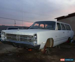 Classic 1967 Plymouth Fury 3 row - 9 passenger for Sale