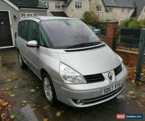 Classic 2007 Renault Espace 2.0dci. for Sale