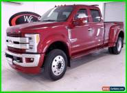 2019 Ford F-450 King Ranch Western Hauler for Sale