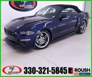 Classic 2019 Ford Mustang Roush Stage 2 GT Premium Mustang for Sale