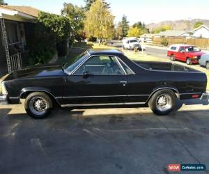 Classic 1979 Chevrolet El Camino for Sale