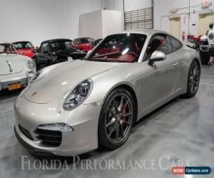 Classic 2012 Porsche 911 Carrera S for Sale