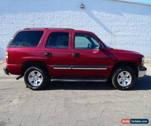 Classic 2005 Chevrolet Tahoe 4x2 LS for Sale