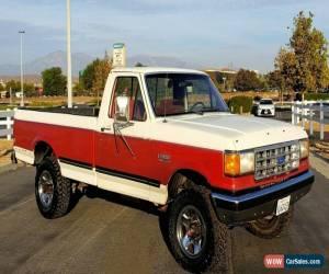 Classic 1990 Ford F-250 Pickups, off road, trucks, f150, f350, f series for Sale
