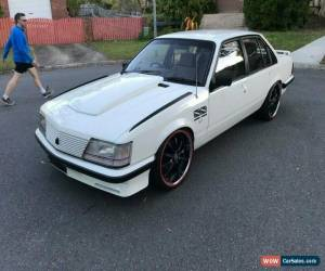 Classic 1983 Holden Commodore VH SS Alabaster White Manual 4sp M Sedan for Sale