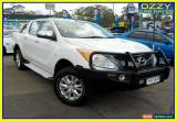 Classic 2013 Mazda BT-50 MY13 GT (4x4) White Automatic 6sp A Dual Cab Utility for Sale