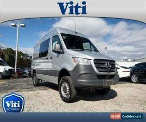 Classic 2019 Mercedes-Benz Sprinter Crew 2500 4X4 hIGH rOOF for Sale