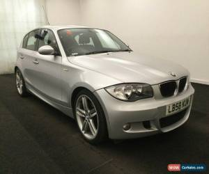 Classic 2009 BMW 116I 1.6 122 M SPORT - 1/2LEATHER, ALLOYS, P/SENSRS, CLIMATE for Sale