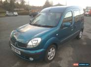 2006 RENAULT KANGOO EXPRESSION AUTO BLUE for Sale