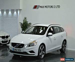Classic 2013 62 VOLVO V60 2.0 D3 R-DESIGN 5D 134 BHP DIESEL for Sale