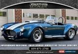 Classic 1965 Shelby Cobra SUPERFORMANCE MKIII COBRA for Sale