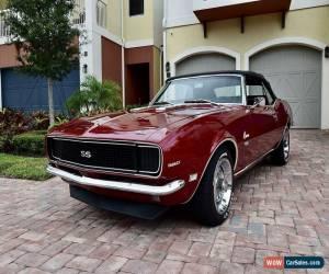 Classic 1968 Chevrolet Camaro 2 Door Coupe for Sale