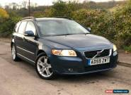 2010Volvo V50 1.6D ( s/s ) DRIVe SE , 1 OWNER , FULL VOLVO S/H , NEW MOT  for Sale