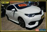 Classic 2016 Toyota Corolla ZRE182R MY15 ZR White Automatic 7sp A Hatchback for Sale