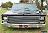Classic 1973 CHEVROLET SHORT 350 V8 for Sale
