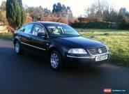 2003 VOLKSWAGEN PASSAT SE 20V BLACK for Sale