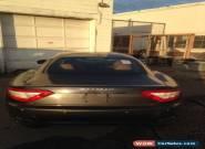 Maserati: Gran Turismo 4.2 V8 for Sale