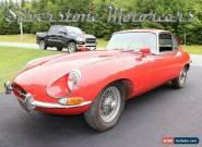1968 Jaguar E-Type Series I for Sale