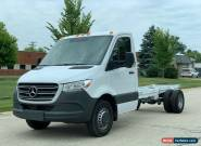 2019 Mercedes-Benz Sprinter 3500 for Sale