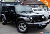 Classic 2007 07 JEEP WRANGLER 2.8 SPORT UNLIMITED 4D 174 BHP PHONE+18 for Sale