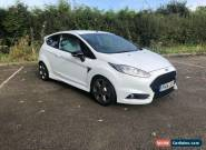 2014 ford fiesta ST white, stage 3 peron, only 35k miles, 2 keys,  for Sale