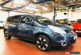 Classic 2012 Nissan Note 1.4 16v n-tec+ 5dr for Sale