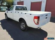 2015 Ford Ranger PX 3.2L turbo diesel 4x4 damaged ideal export drives farm use for Sale
