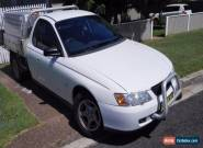 2004 Holden Commodore 1 Tonner for Sale