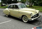 Classic 1950 Chevrolet Deluxe for Sale