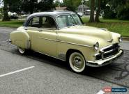 1950 Chevrolet Deluxe for Sale