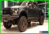 Classic 2019 Ford F-150 MATTE BLACK PAINTED SCA SPECIAL EDITION RAPTOR! MSRP $103,299 for Sale