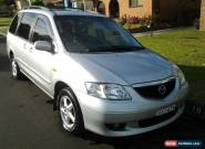 Mazda Mpv (2003) 4D Wagon Automatic (3L - Multi Point F/INJ) 7 Seats for Sale