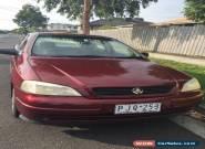 Holden Astra City (1999) 5D Hatchback 5 SP Manual for Sale