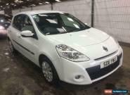 2011 11 RENAULT CLIO 1.6 EXPRESSION VVT AUTOMATIC FSH 1 PRE OWNER 61K MILES for Sale