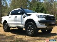 17 Ford Ranger Wildtrak for Sale
