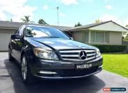 Mercedes-benz C200 Kompressor Avantgarde (2009) 4D Sedan Automatic (1.8L -... for Sale